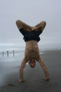 Yoga Builds Power