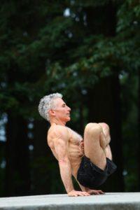 Yoga builds a healthy body